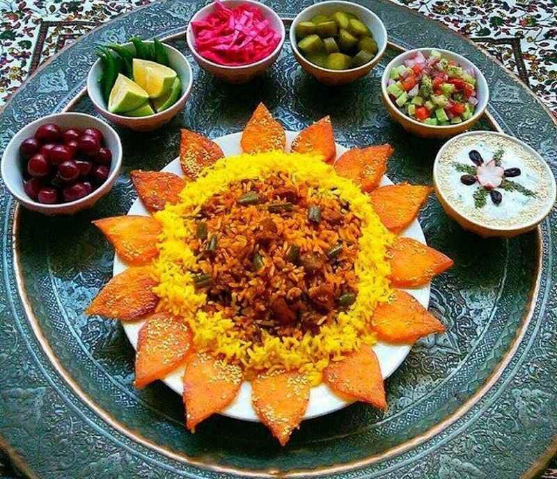 جشنواره غذای ملل