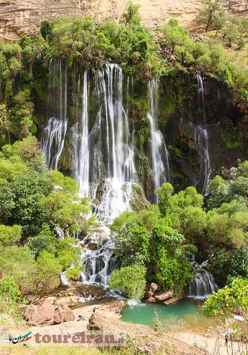 Shevi-Waterfall-آبشار شِوی