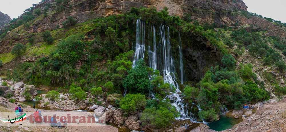 Shevi-Waterfall-آبشار شِوی