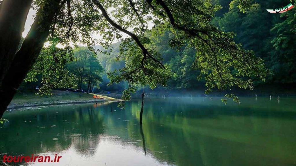 دریاچه چورت(میانشه) www.toureiran.ir